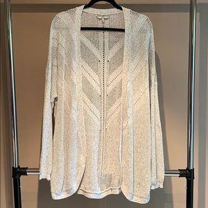 BKE Open-weave Cardigan - XL